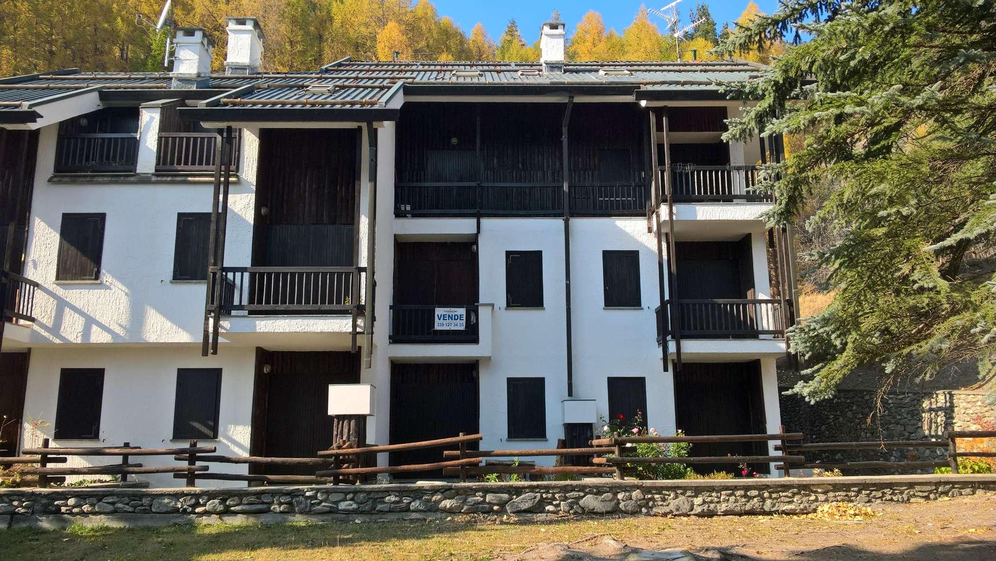 Appartamento in vendita a Cesana Torinese, 1 locali, prezzo € 75.000 | CambioCasa.it