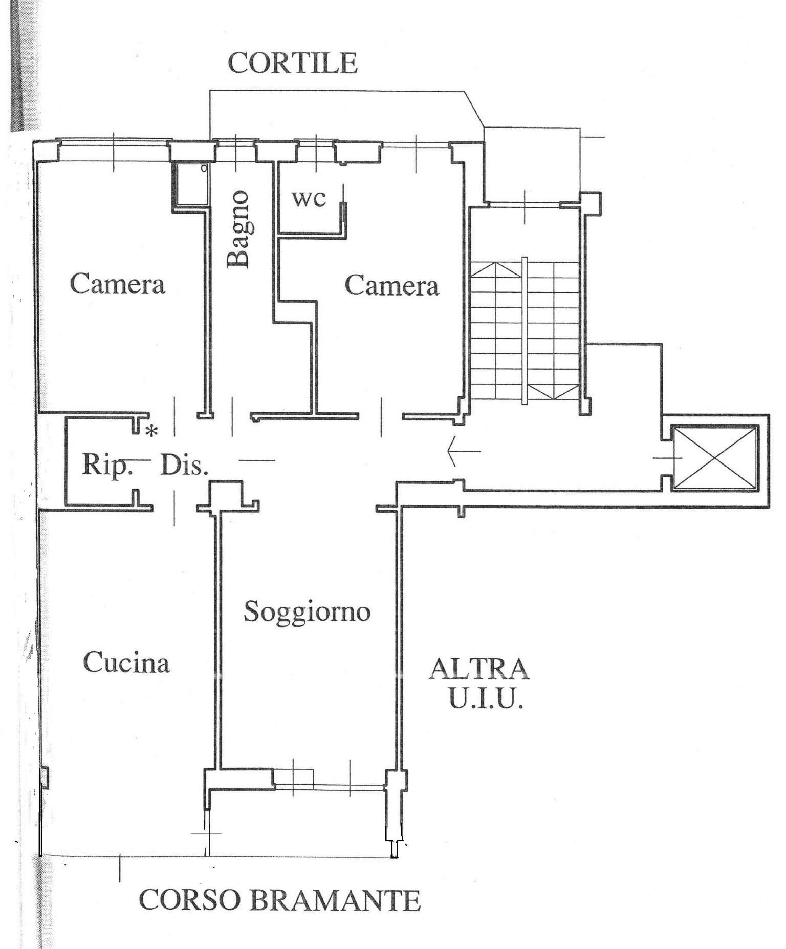 Torino Torino Vendita APPARTAMENTO » cercasi appartamento da affittare a torino