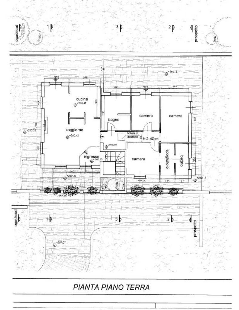 Terreno Edificabile Residenziale in vendita a Genova, 9999 locali, zona Zona: 11 . Pontedecimo, prezzo € 80.000 | Cambio Casa.it