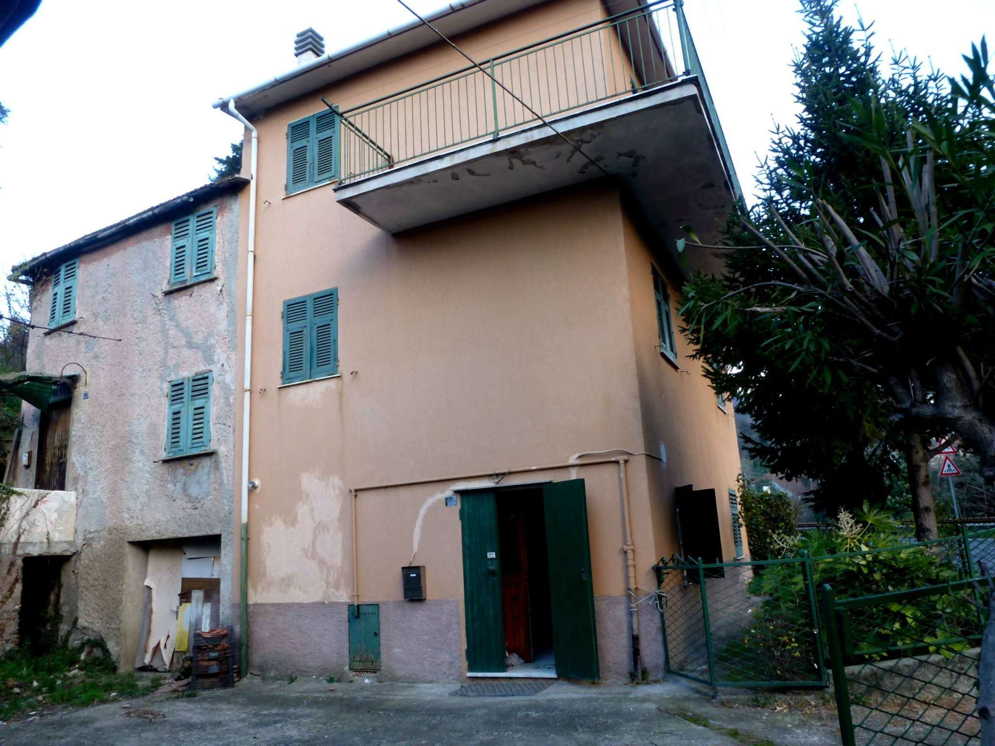 Soluzione Semindipendente in vendita a Mignanego, 6 locali, prezzo € 163.000 | Cambio Casa.it
