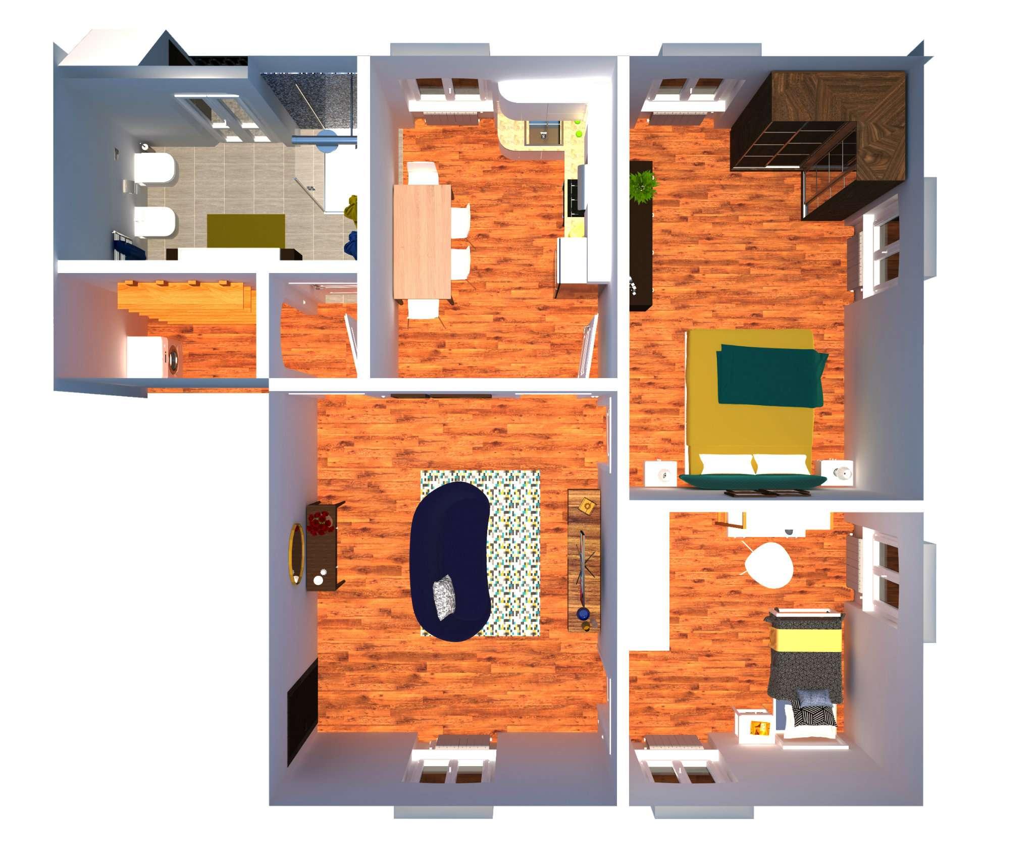 Appartamento in vendita a Ceranesi, 5 locali, prezzo € 55.000 | CambioCasa.it