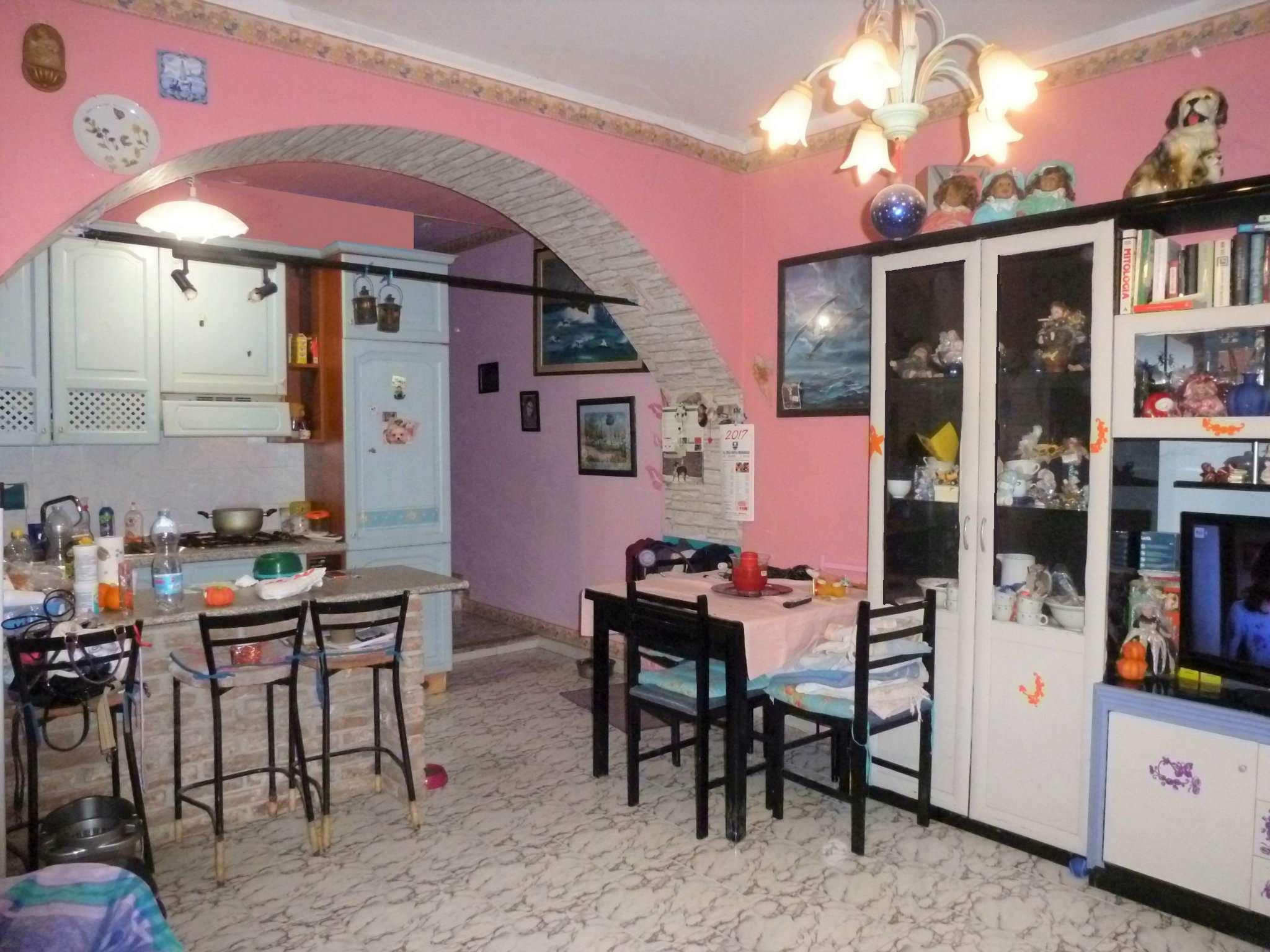Appartamento in vendita a Mignanego, 4 locali, prezzo € 85.000 | Cambio Casa.it