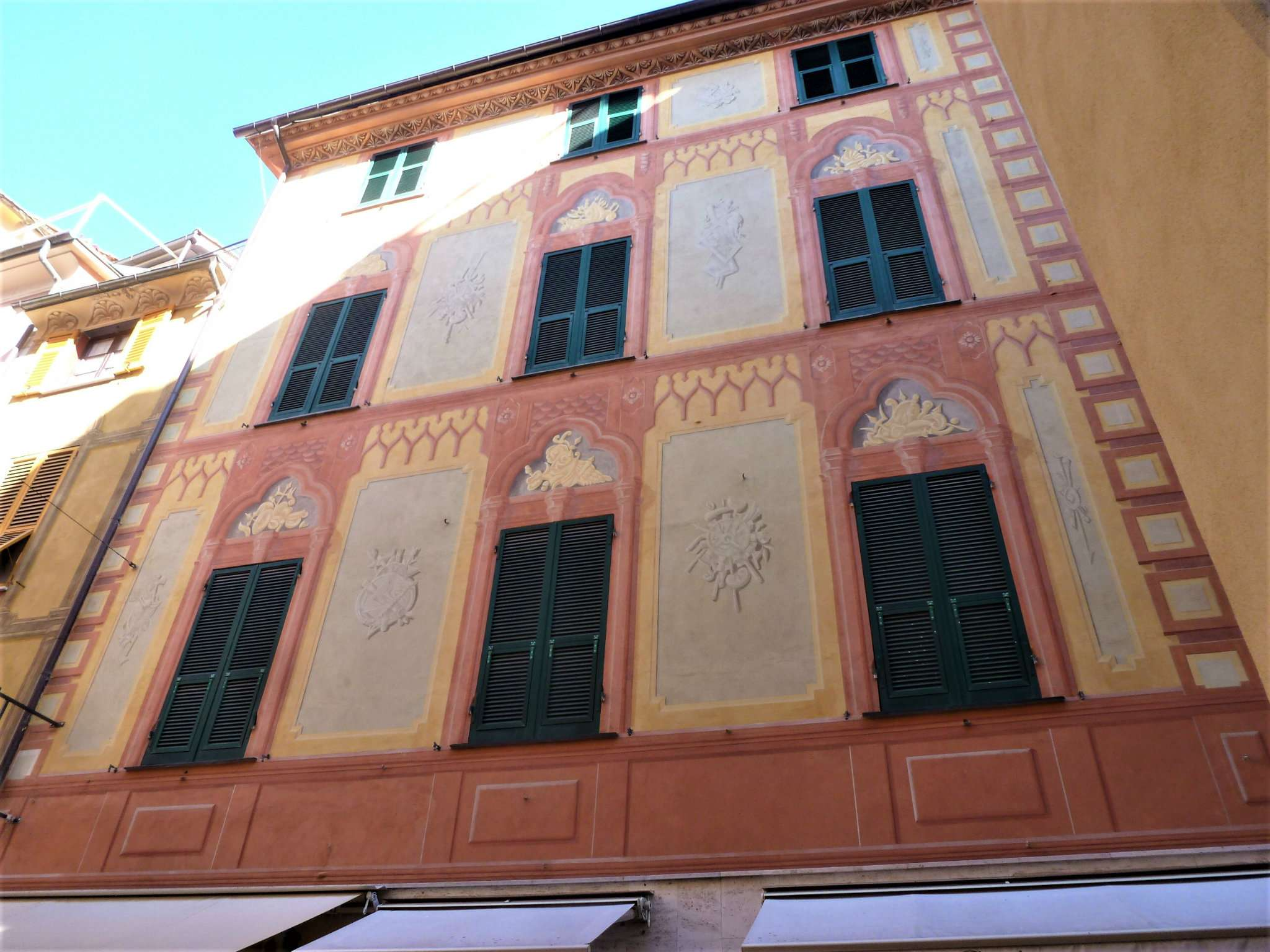 Appartamento in affitto a Rapallo, 4 locali, prezzo € 600 | Cambio Casa.it