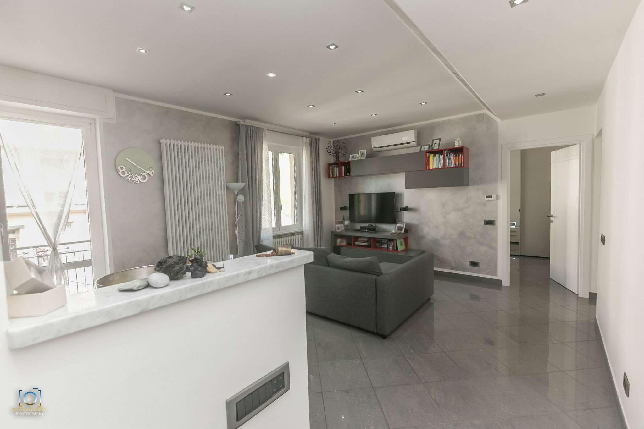 Appartamento in vendita a Campomorone, 5 locali, prezzo € 155.000 | CambioCasa.it