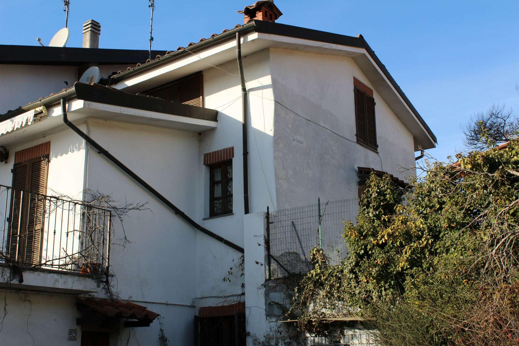 Soluzione Indipendente in vendita a Castagneto Po, 6 locali, prezzo € 69.000 | Cambio Casa.it