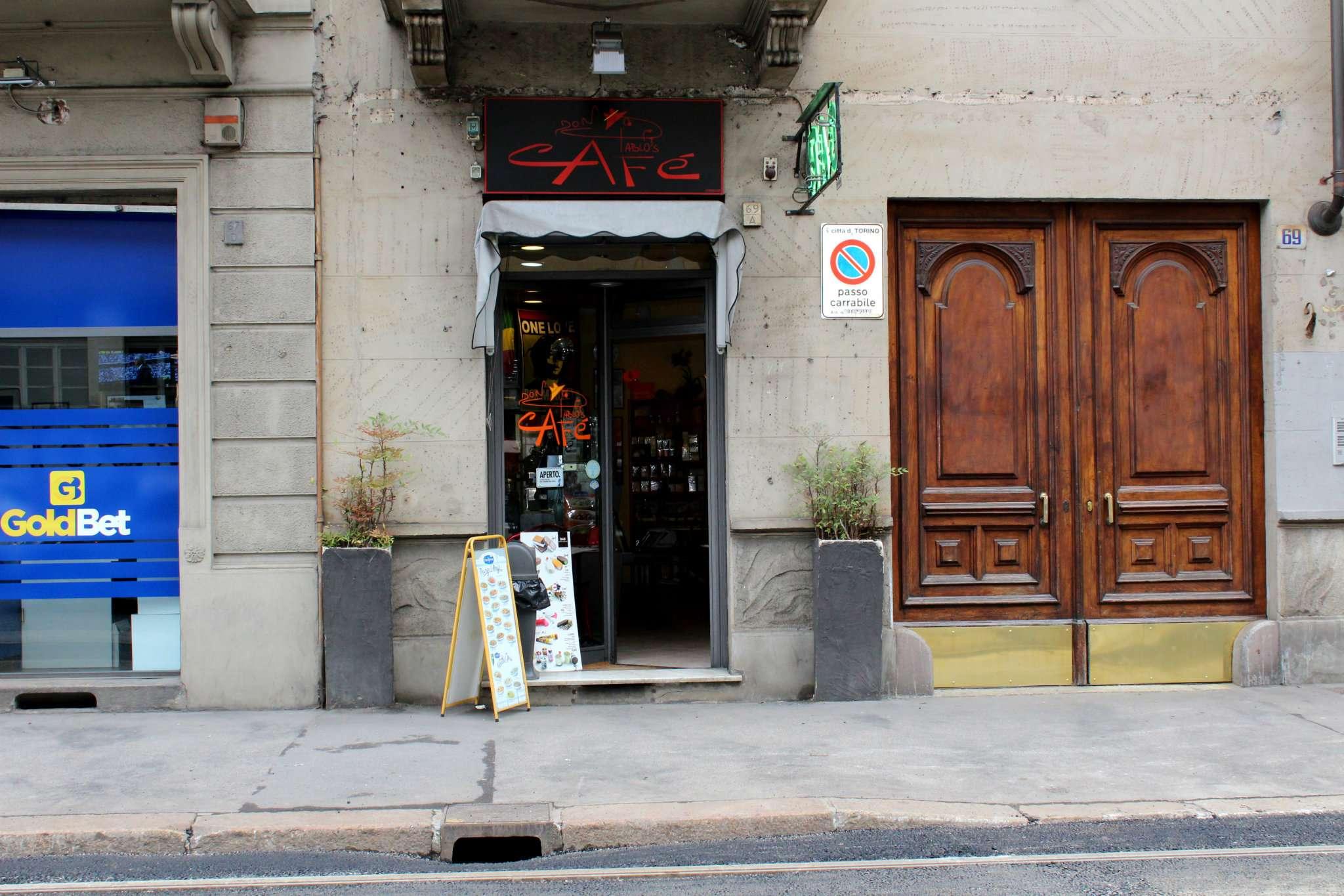 Negozio in affitto Zona Lingotto - via Genova 69 Torino