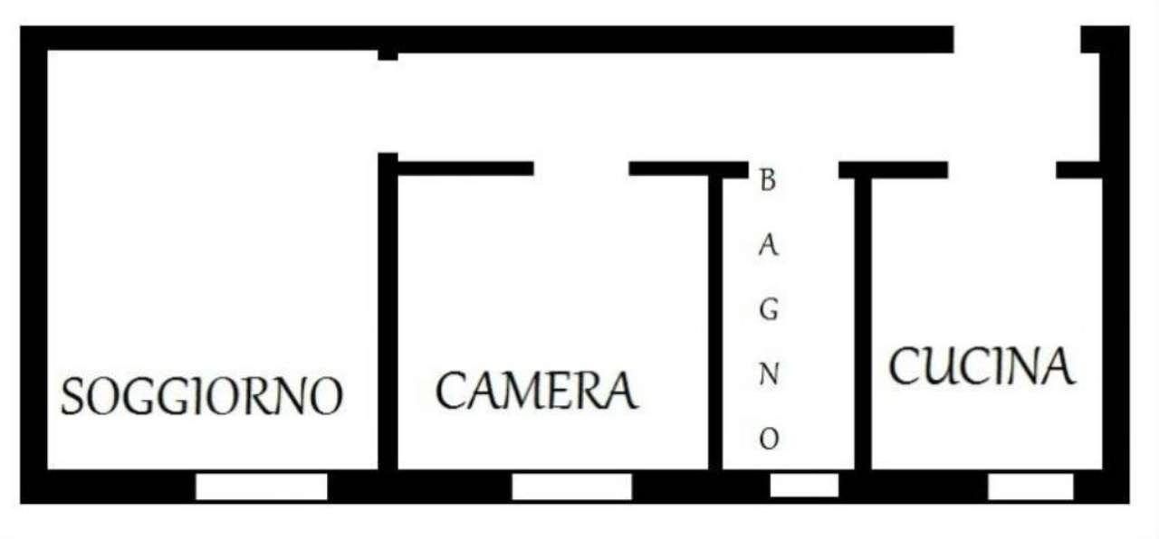 Vendita  bilocale Pioltello Via Palermo 1 841373
