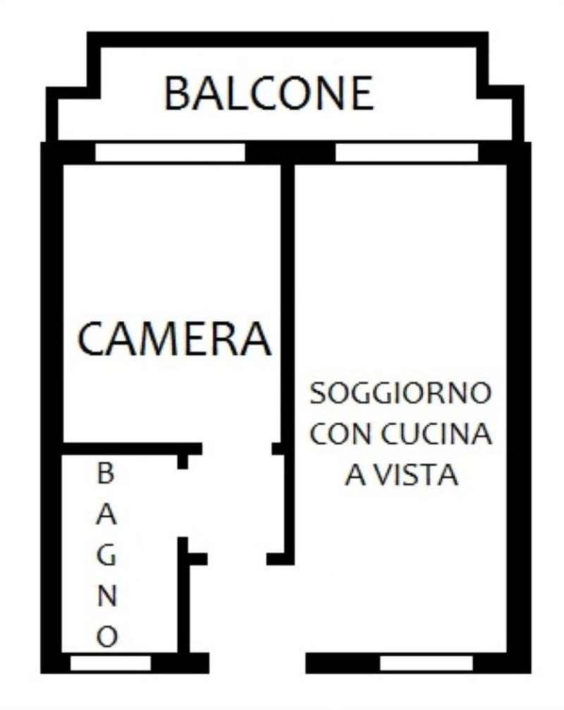 Vendita  bilocale Truccazzano Della Resistenza 1 935565