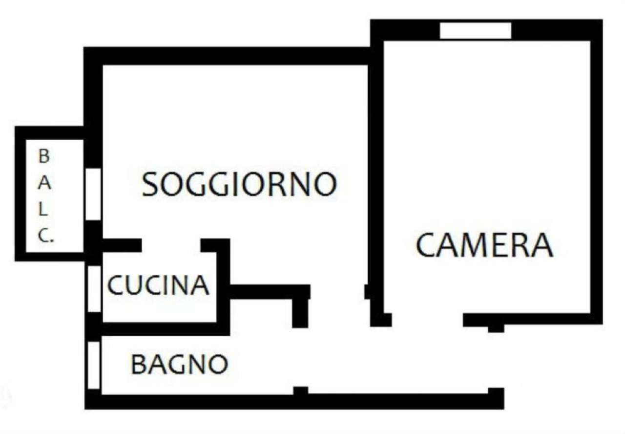 Vendita  bilocale Melzo Veneto 1 970297