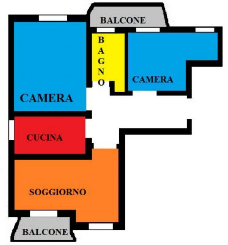 Bilocale Melzo Veneto 2