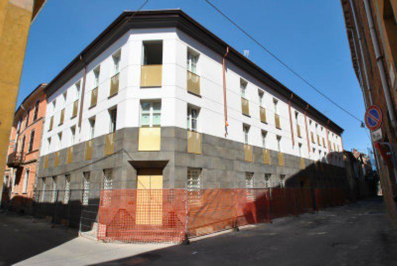 Bilocale Vercelli Via Giovenone 3