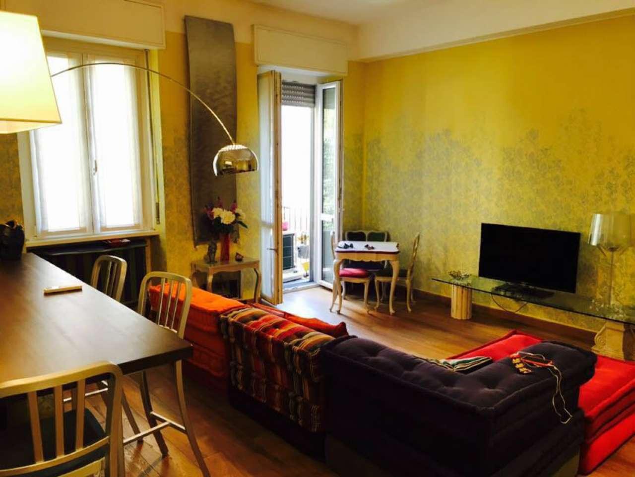 Appartamento in affitto a Milano, 2 locali, zona Zona: 8 . Bocconi, C.so Italia, Ticinese, Bligny, prezzo € 2.200   Cambio Casa.it