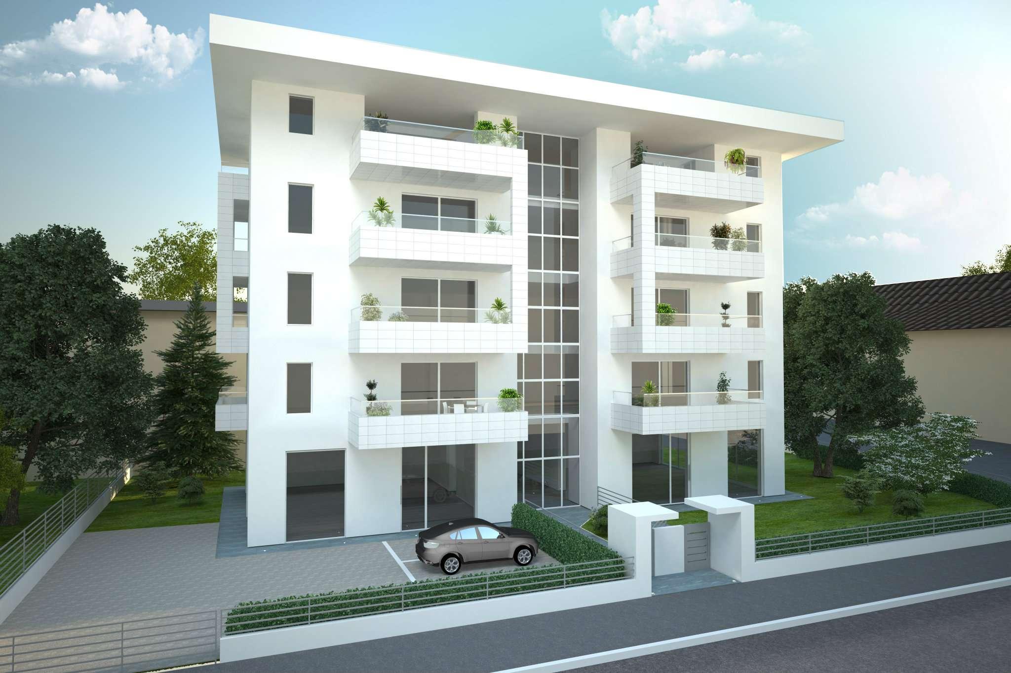 Attico / Mansarda in vendita a Gallarate, 5 locali, prezzo € 570.000 | Cambio Casa.it