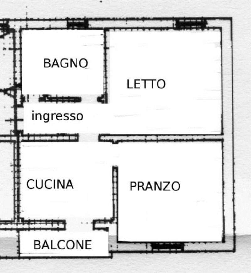 Vendita  bilocale Ferrara  1 870475