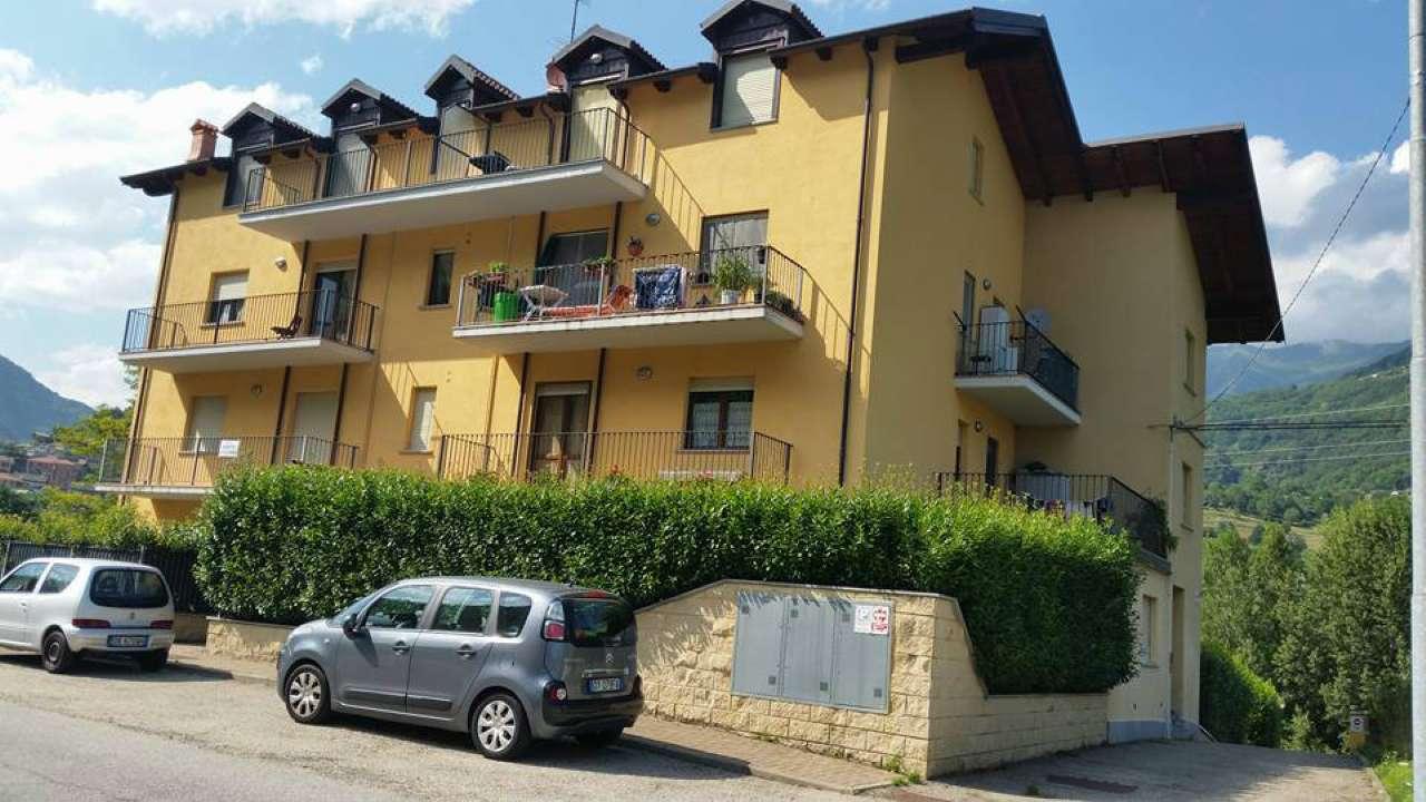 Appartamento in vendita a Inverso Pinasca, 2 locali, prezzo € 105.000   CambioCasa.it