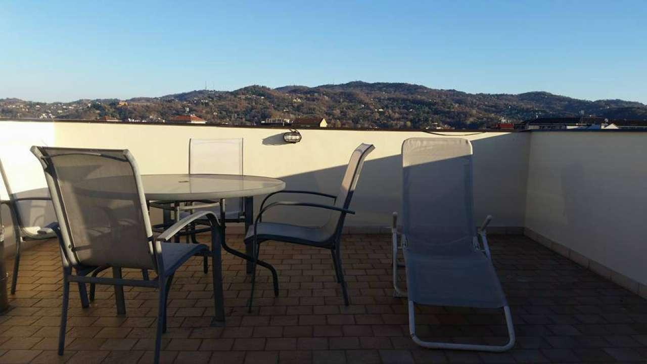 Attico / Mansarda in affitto a Torino, 3 locali, zona Zona: 2 . San Secondo, Crocetta, prezzo € 600 | CambioCasa.it