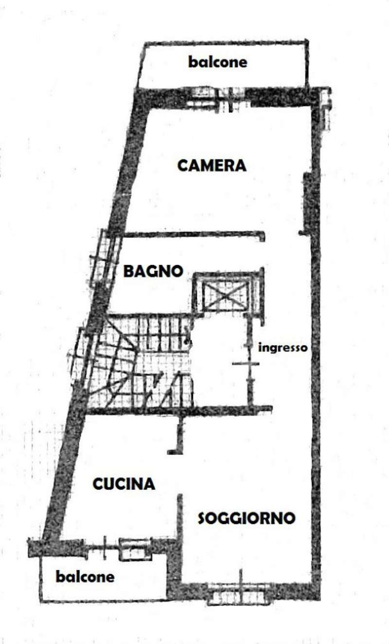 Vendita  bilocale Torino Via Pordenone 1 1029972