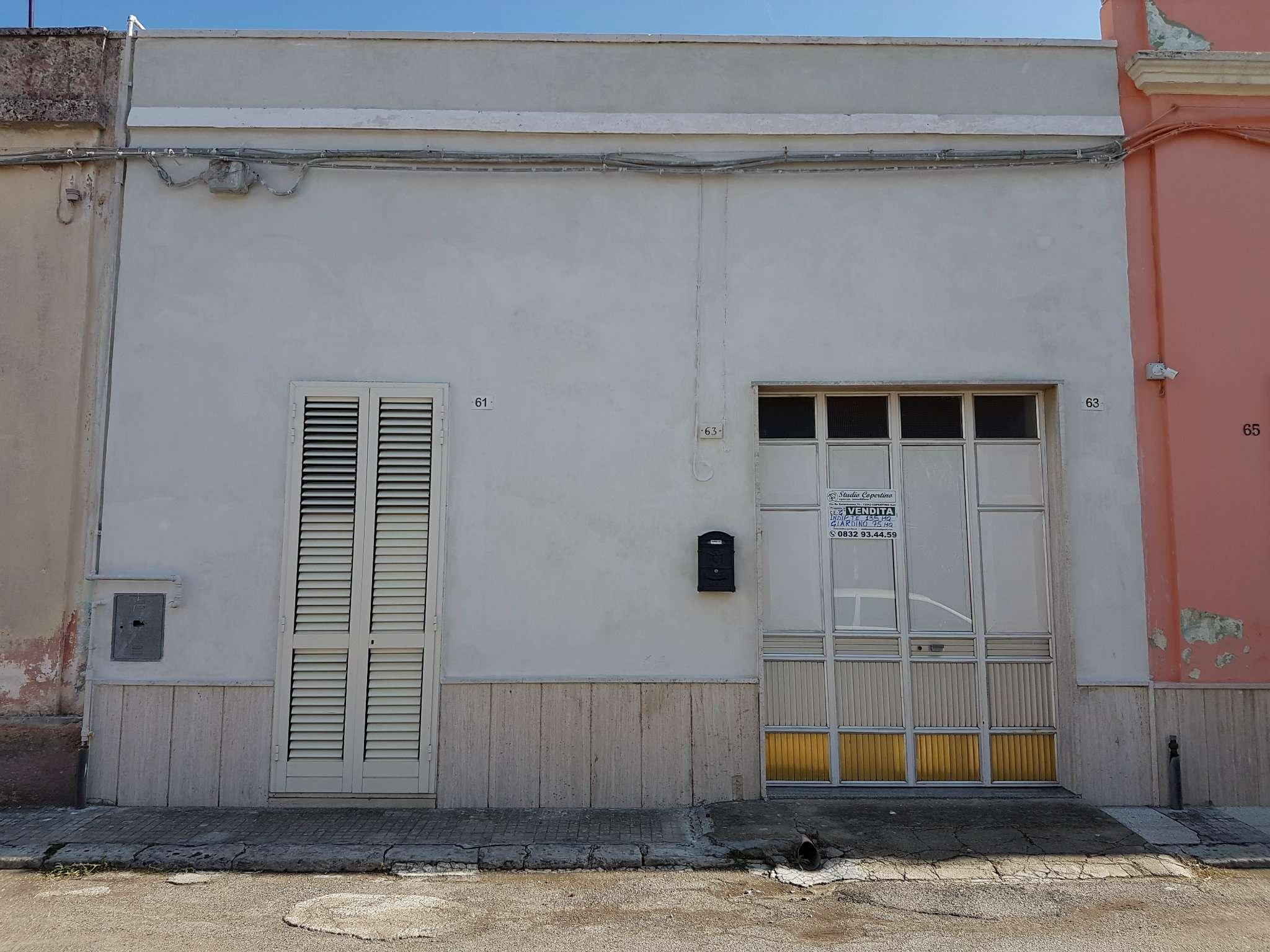 Soluzione Indipendente in vendita a Copertino, 5 locali, prezzo € 69.000 | CambioCasa.it