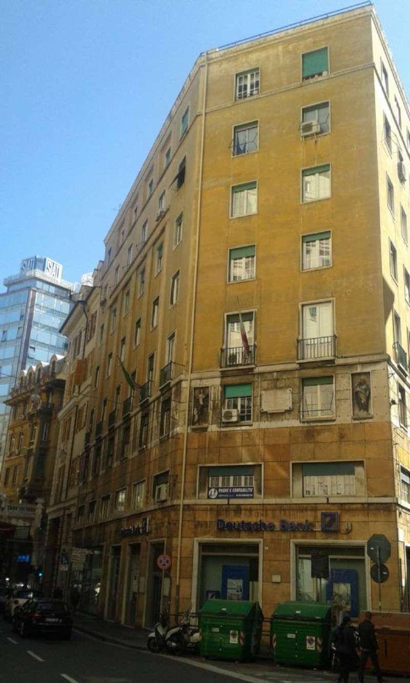 Ufficio-studio in Vendita a Genova Centro: 5 locali, 200 mq