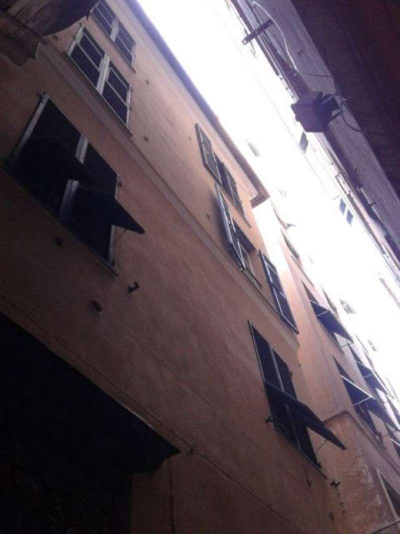 Bilocale Genova Via Della Posta Vecchia 4