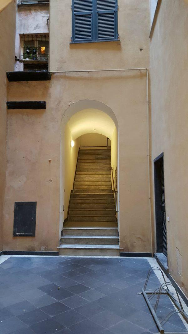 Bilocale Genova Via Della Posta Vecchia 10