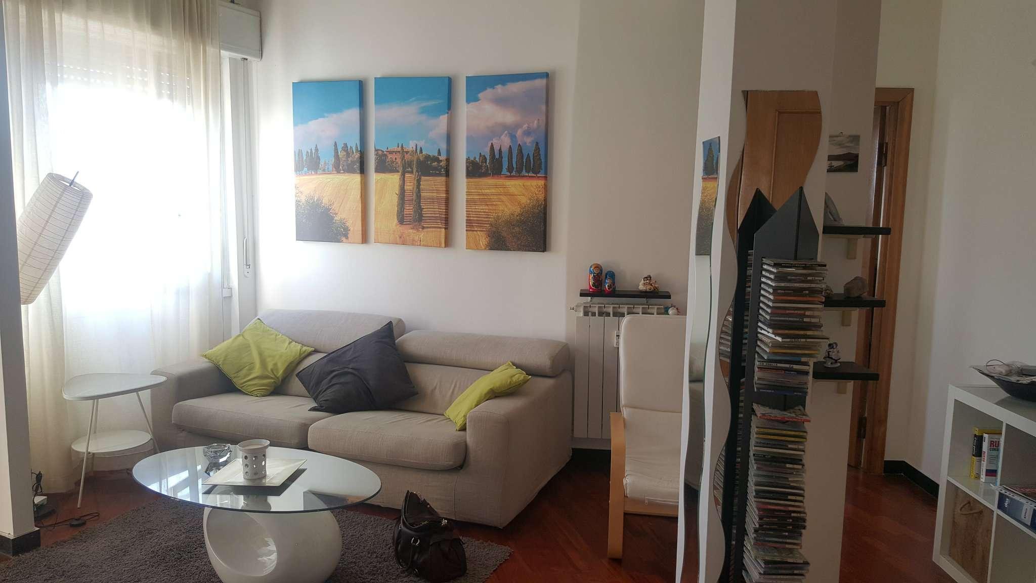 Attico / Mansarda in affitto a Genova, 3 locali, prezzo € 630   Cambio Casa.it