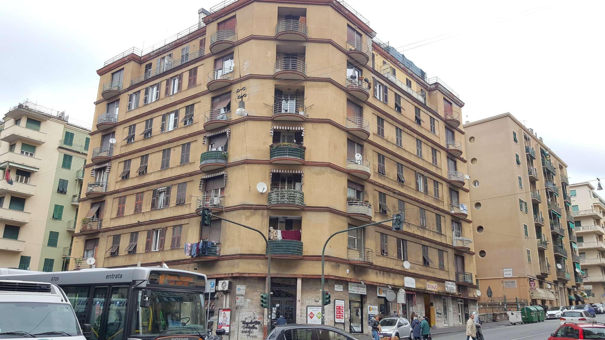 Appartamento in Affitto a Genova Semicentro: 2 locali, 40 mq