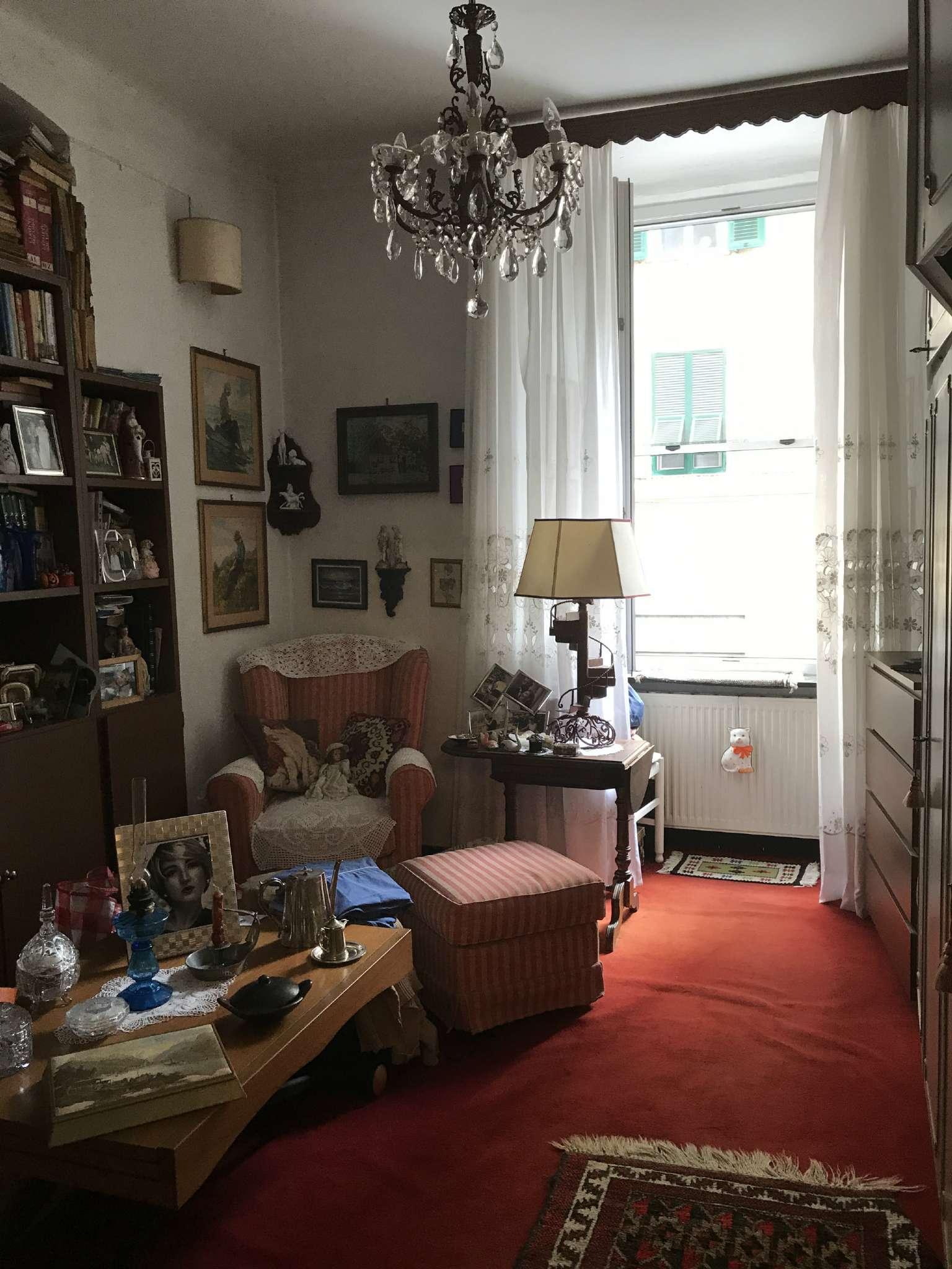 Appartamento in Vendita a Genova Semicentro: 4 locali, 95 mq
