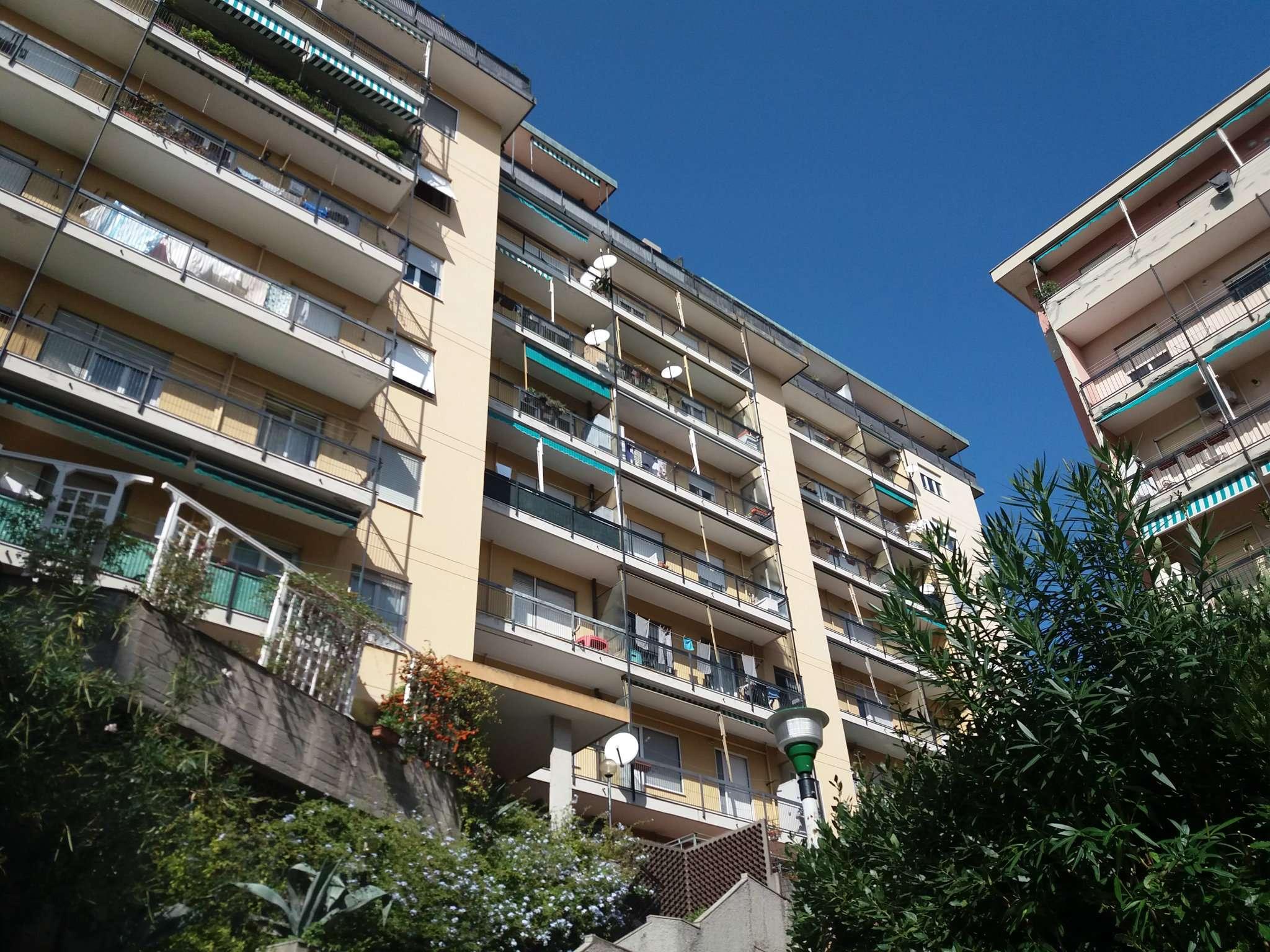 Appartamento in Vendita a Genova Semicentro Ovest: 3 locali, 75 mq