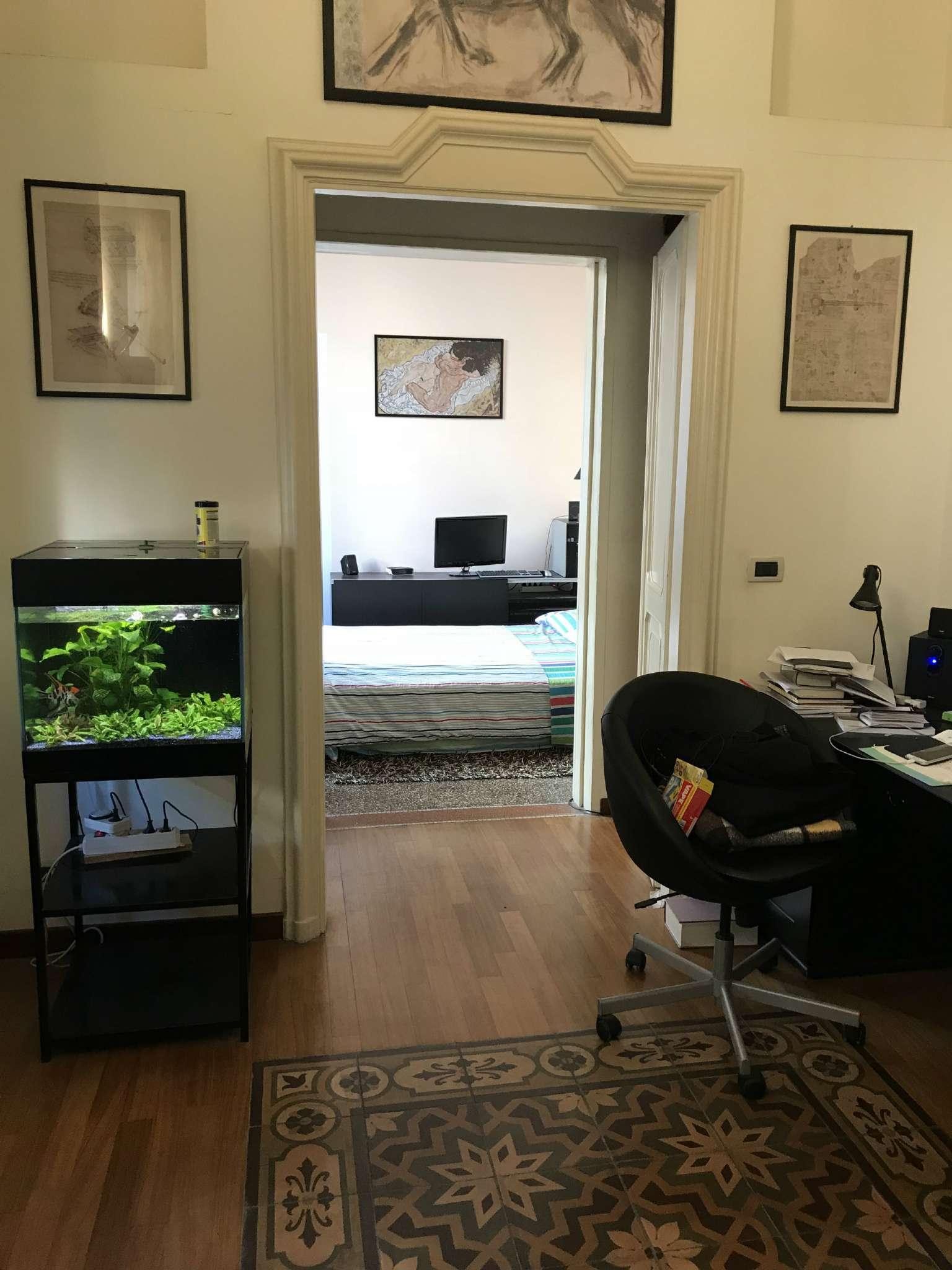 Appartamento in Affitto a Genova Centro: 3 locali, 80 mq