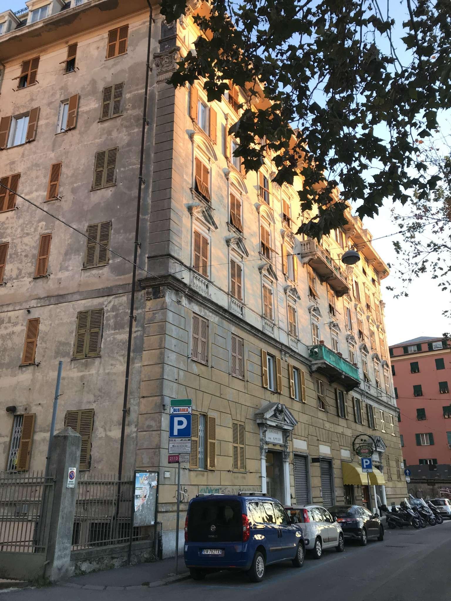 Appartamento in Vendita a Genova Semicentro: 3 locali, 87 mq