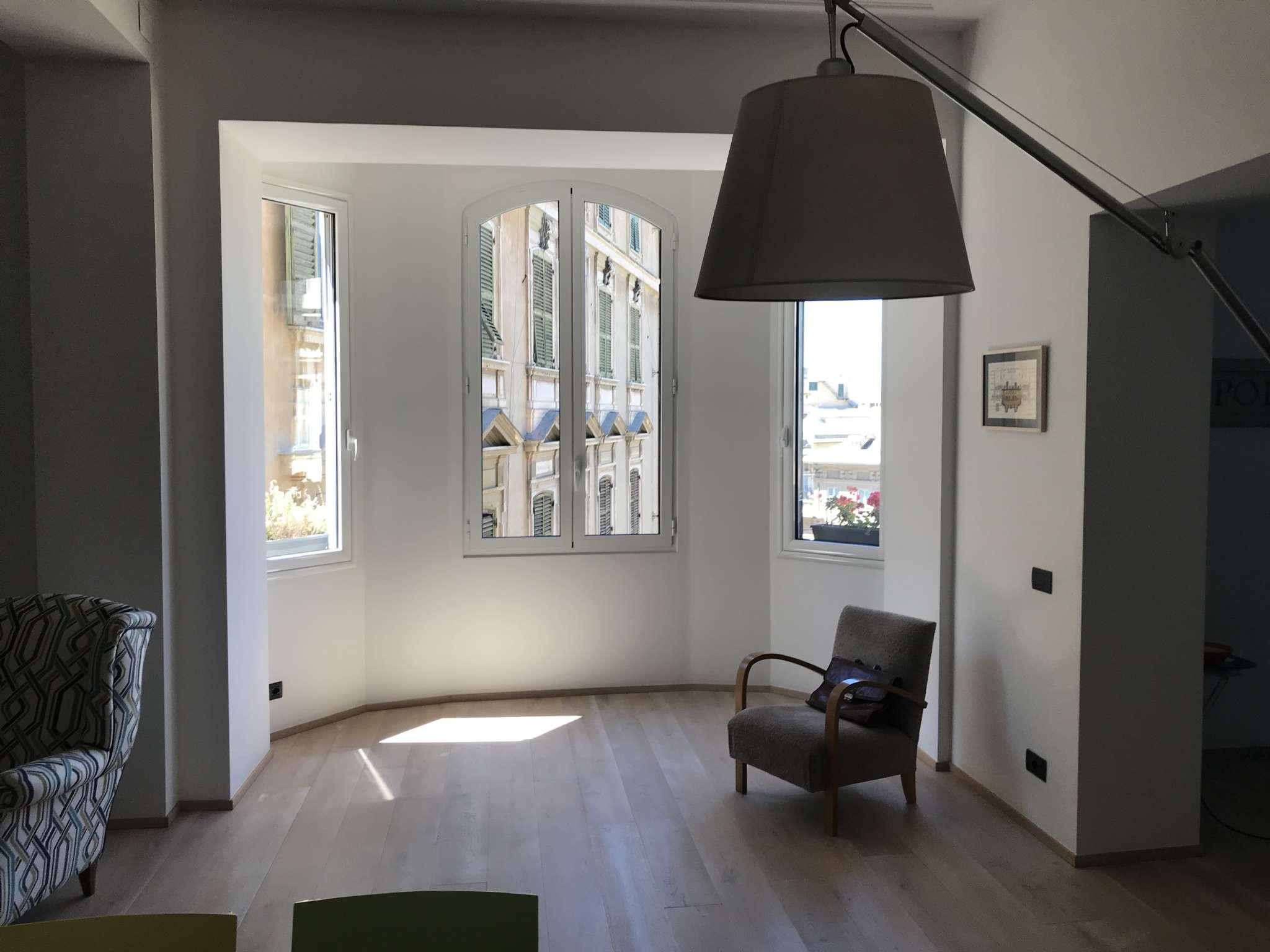 Foto 1 di Appartamento via Raggio, Genova (zona Centro città)