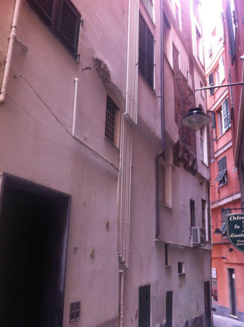 Bilocale Genova Salita San Siro 7