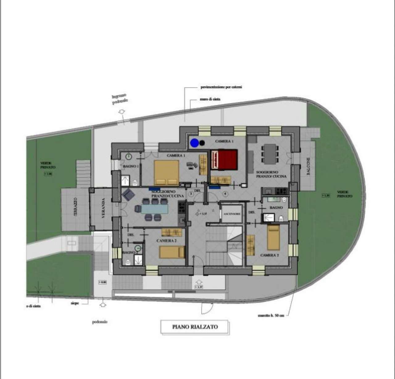 Appartamento in vendita a SanRemo, 3 locali, prezzo € 500.000 | Cambio Casa.it