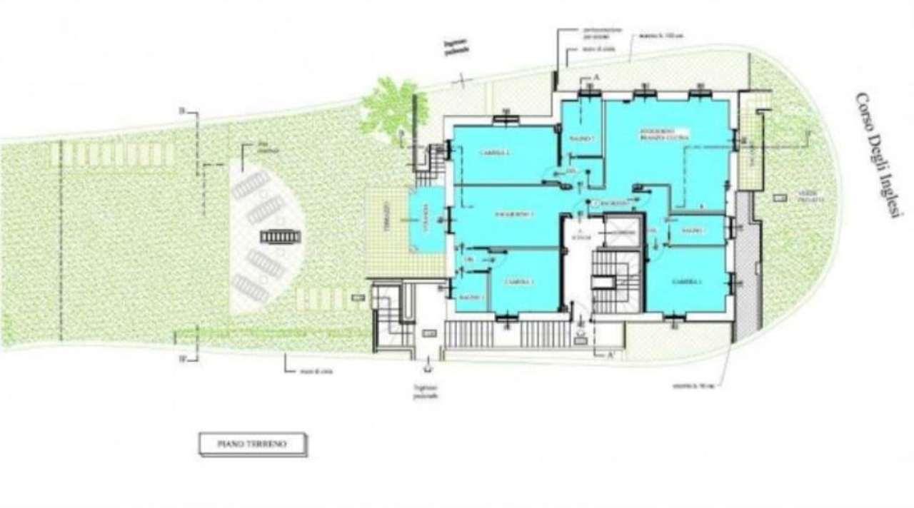 Appartamento in vendita a SanRemo, 6 locali, prezzo € 960.000 | Cambio Casa.it