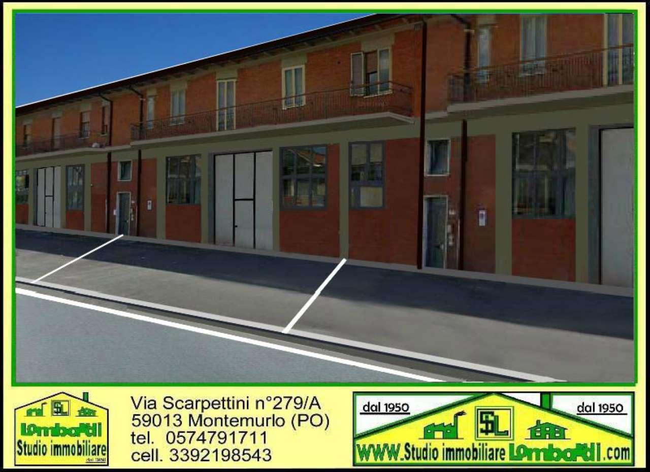 Capannone in affitto a Montemurlo, 5 locali, prezzo € 7.500 | Cambio Casa.it