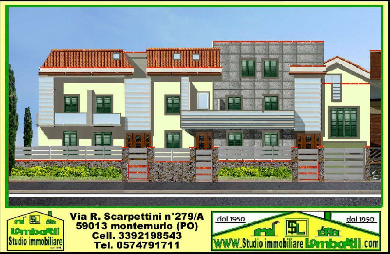 Terreno Edificabile Residenziale in vendita a Prato, 9999 locali, prezzo € 420.000 | CambioCasa.it
