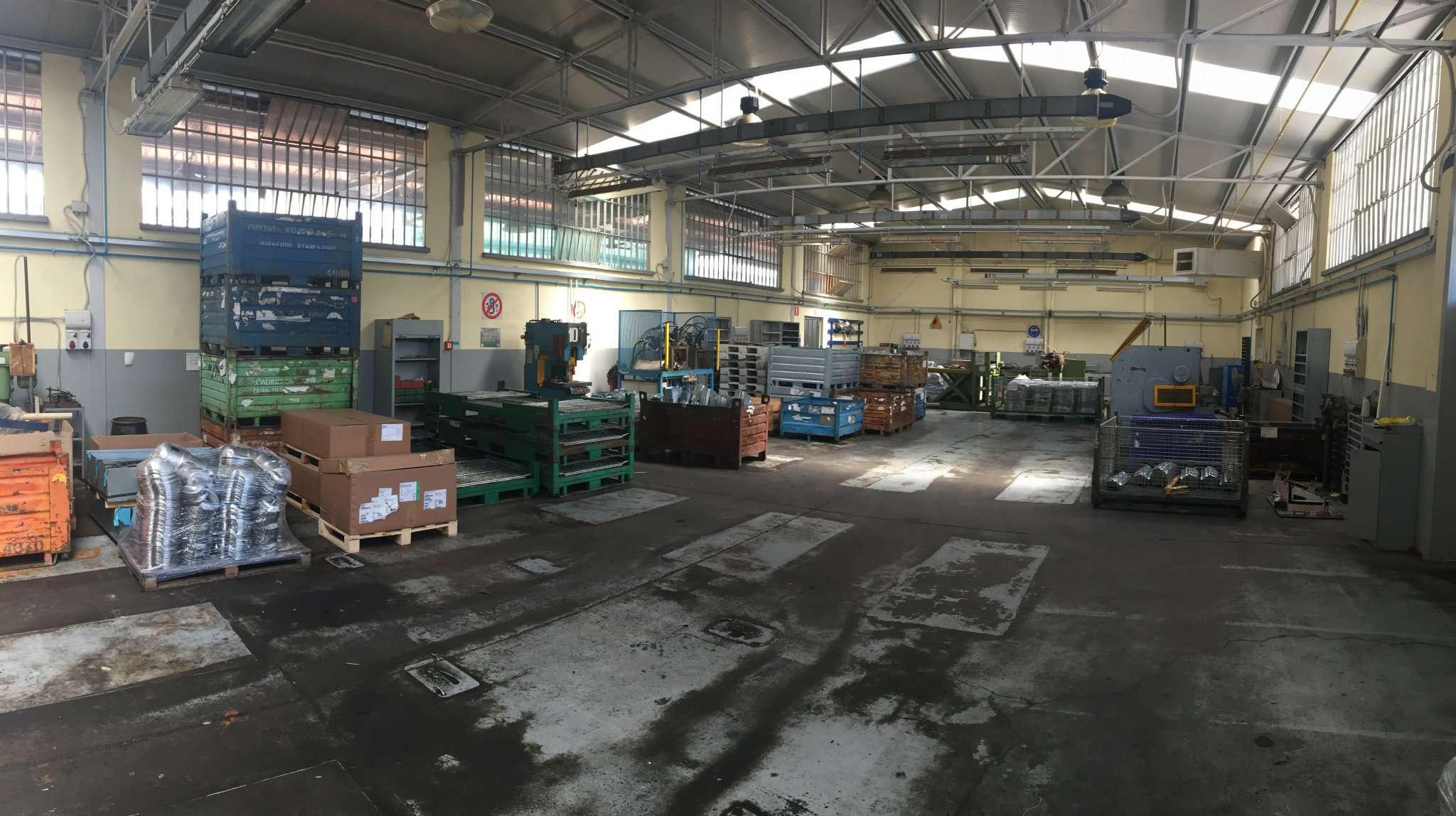 Capannone in vendita a Nichelino, 4 locali, prezzo € 180.000 | CambioCasa.it