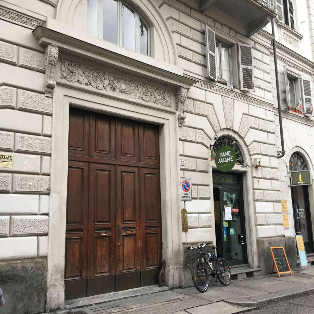 Attico / Mansarda in affitto a Torino, 1 locali, zona Zona: 1 . Centro, Quadrilatero Romano, Repubblica, Giardini Reali, prezzo € 300   Cambio Casa.it