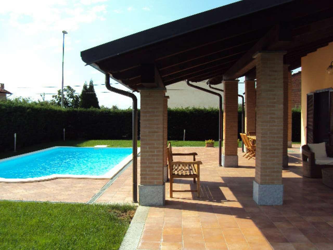 Villa in vendita via Garibaldi 49 Santena