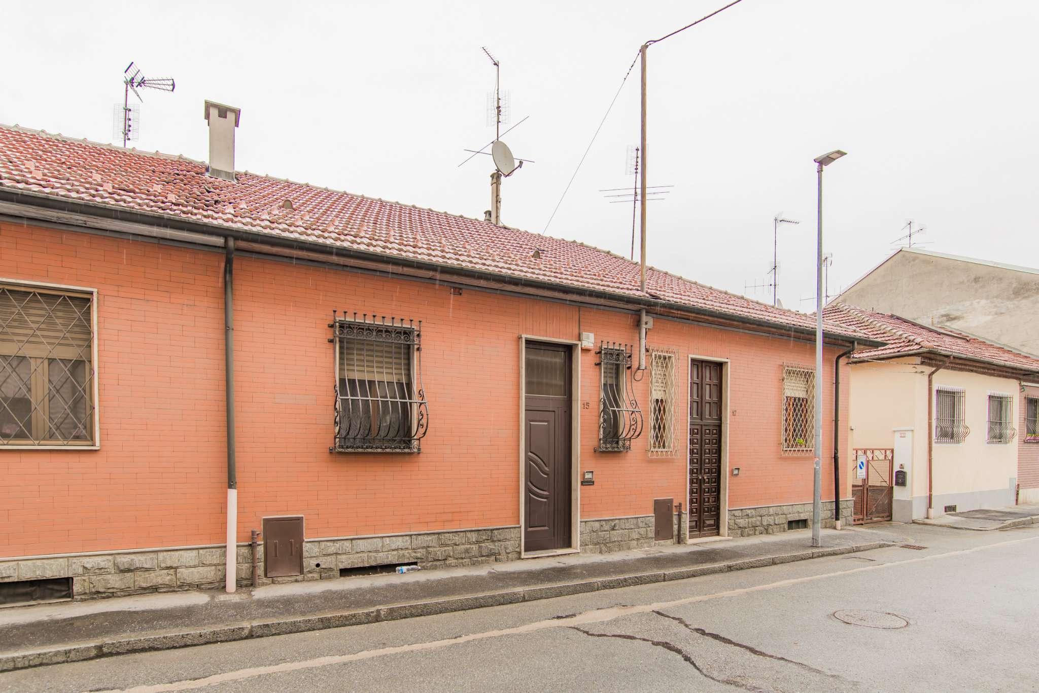 Villetta a Schiera in vendita via Puccini 17 Nichelino