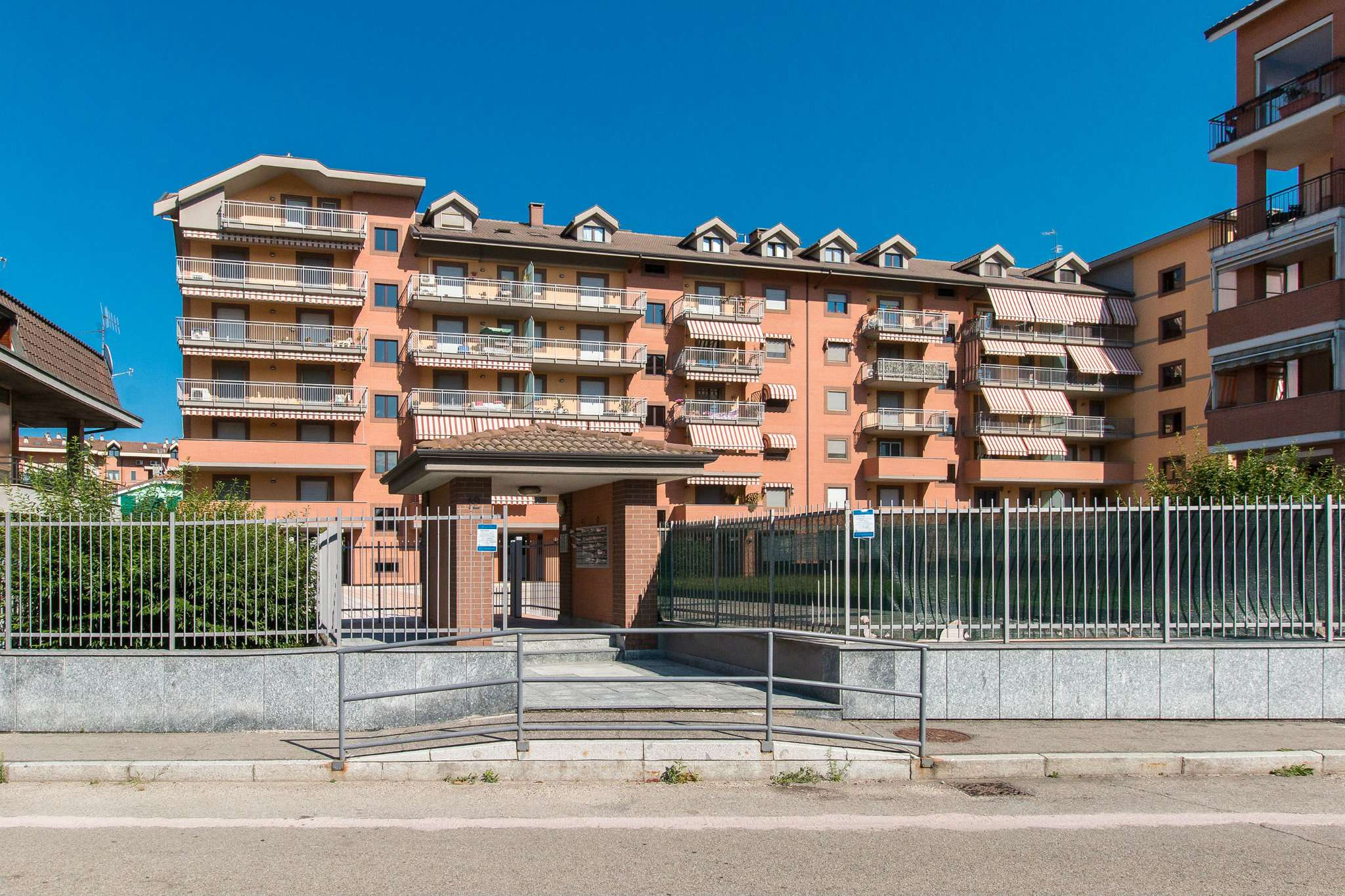 Appartamento in vendita via Sassari 12 Nichelino