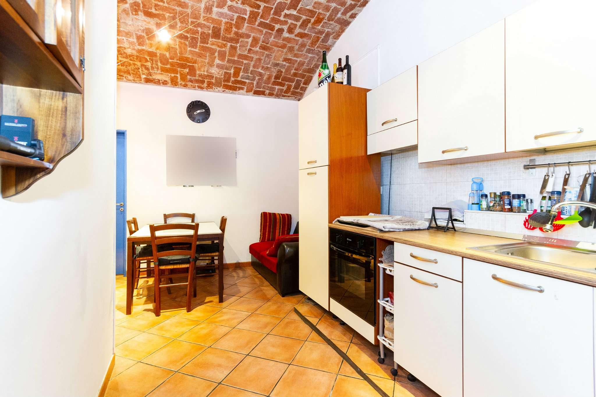 Appartamento in vendita Zona Cit Turin, San Donato, Campidoglio - via San Donato 46 Torino
