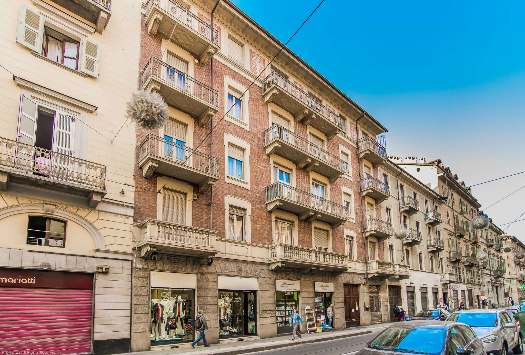 Appartamento in affitto Zona Vanchiglia, Regio Parco - via Vanchiglia 21 Torino