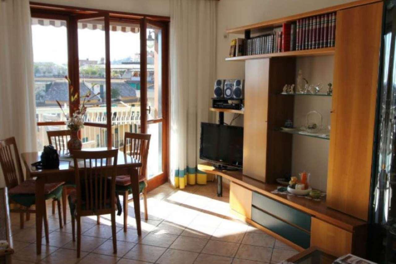 Bilocale Rapallo Via Torre Menegotto 3
