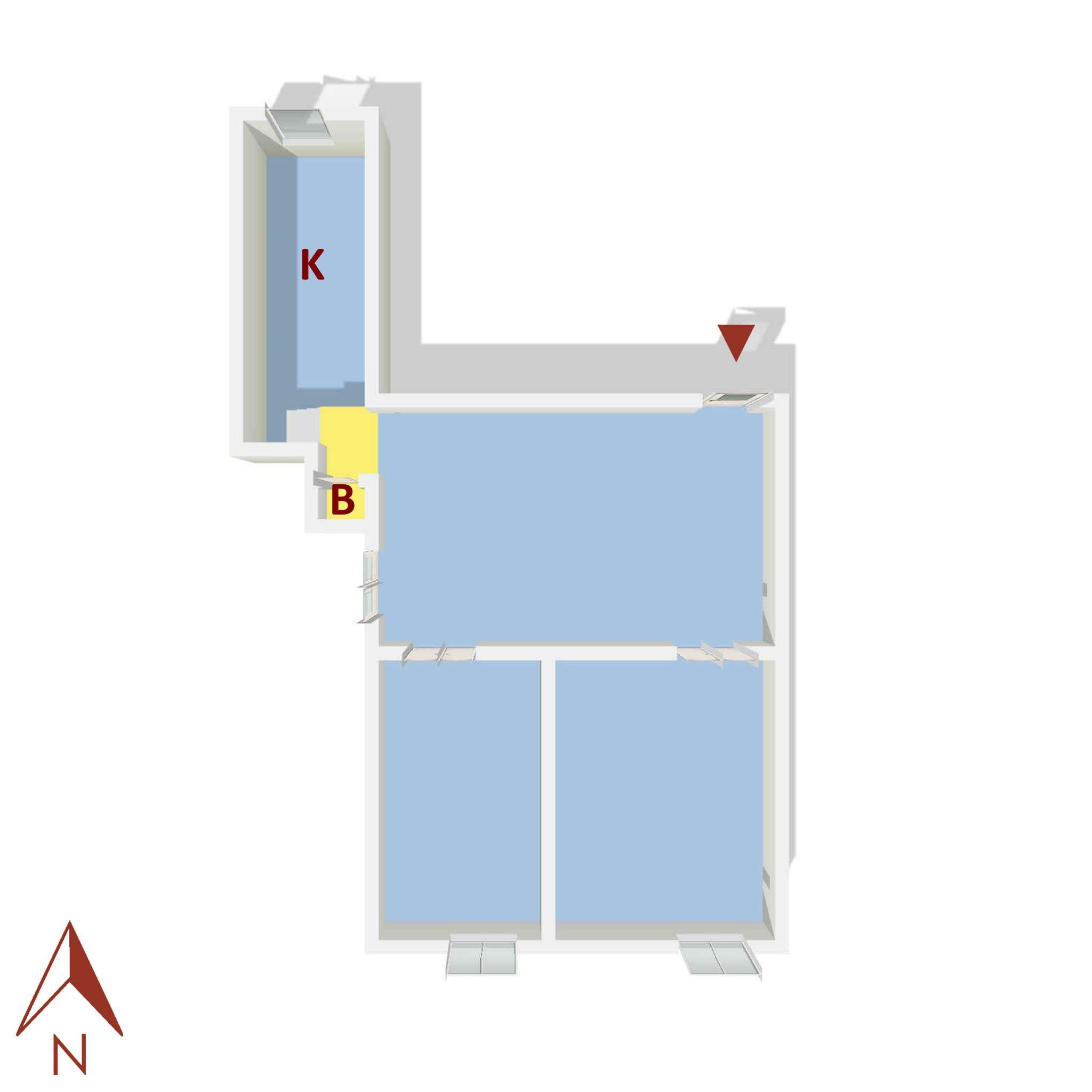 Vendita  bilocale Genova Via Delle Grazie 1 675986