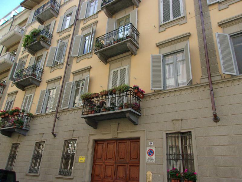 Mansarda in Affitto a Torino Centro: 2 locali, 45 mq