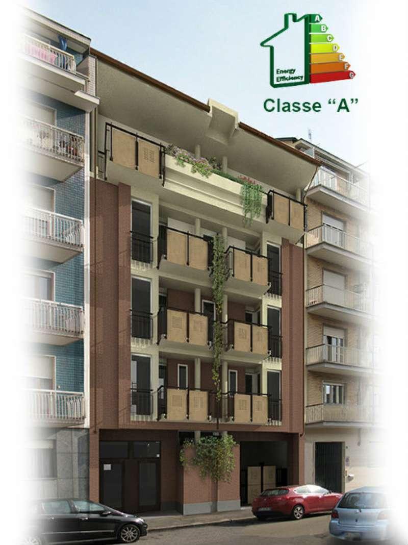 Appartamento in Vendita a Torino Semicentro Ovest: 2 locali, 50 mq