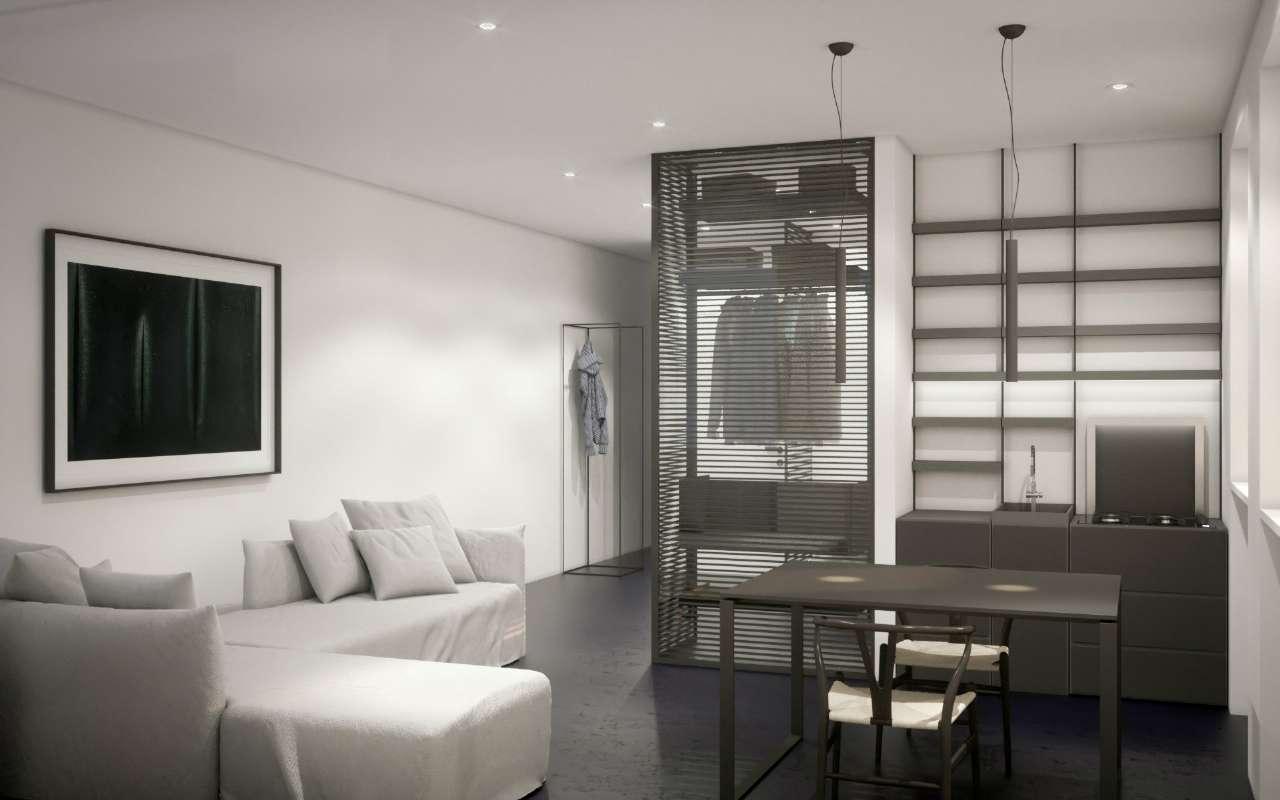Appartamento in Vendita a Torino Centro: 2 locali, 43 mq