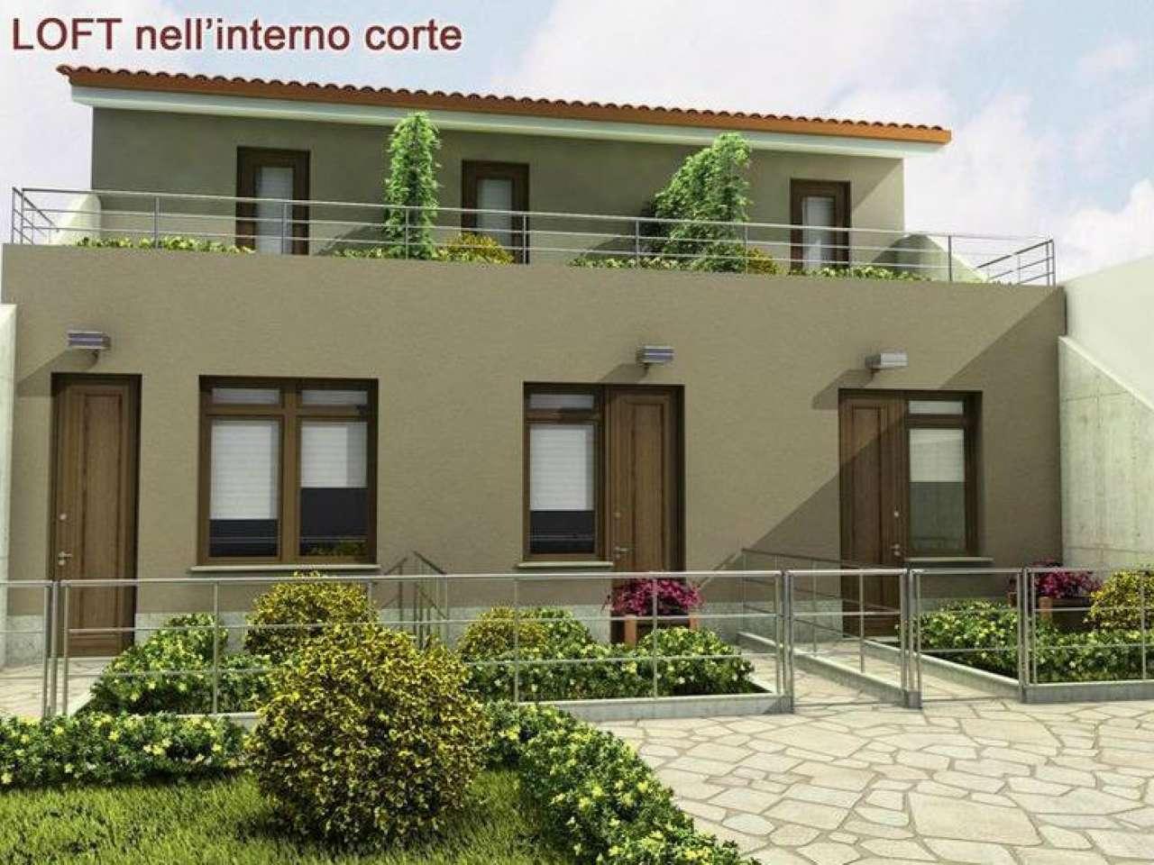 Loft open space in Affitto a Torino Semicentro Ovest: 3 locali, 70 mq